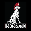 1 800 Boardup logo icon