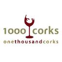 1000 Corks logo icon