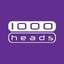 1000heads logo icon