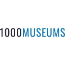 1000 Museums logo icon