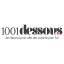 1001 Dessous logo icon