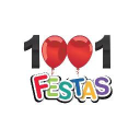 1001 Festas logo icon