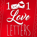 1001 Love Letters logo icon