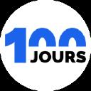 100 Jours Pour Entreprendre logo icon