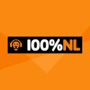100% Nl logo icon