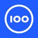 100 Shapes logo icon
