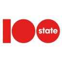 100state logo icon