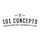 101 Concepts logo icon
