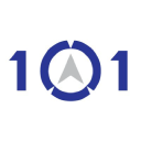 101 Financial logo icon