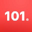 101 Отель logo icon