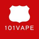 101 Vape logo icon