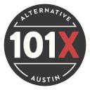 101 X logo icon