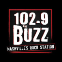102.9 The Buzz logo icon