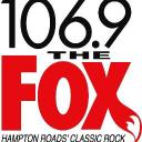 106.9 The Fox logo icon