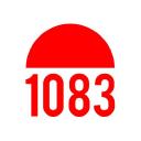1083 logo icon