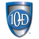 10 logo icon