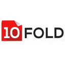 10 Fold logo icon