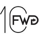 10 Forward logo icon