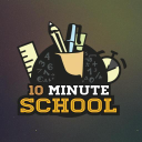 10 Minute School logo icon