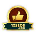 10 Seos logo icon