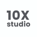 10x Studio logo icon