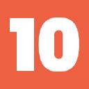 10 Yetis logo icon