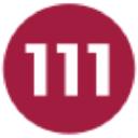 111 Web Studio logo icon