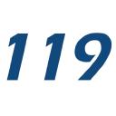 119 Ministries logo icon
