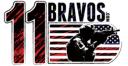 11 Bravos logo icon