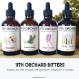 11th Orchard Bitters Logo
