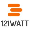 121 Watt logo icon