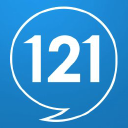121with logo icon
