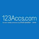 123 Accs logo icon