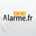 123 Alarme logo icon