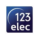 123elec logo icon
