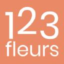123fleurs logo icon