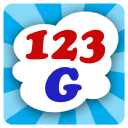 123 Greetings logo icon