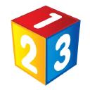 123 Ict logo icon