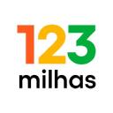 123 Milhas logo icon