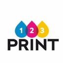 123print logo icon