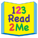 123Read2Me Limited Logo