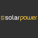 123 Solar Power logo icon