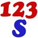 123 Stores logo icon