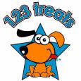 123 Treats Logo
