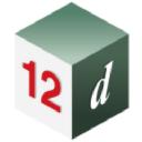 C2d logo icon