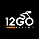 12 Go Biking logo icon