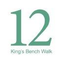 12 King's Bench Walk logo icon