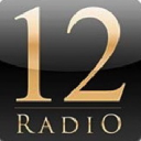 12 Radio logo icon