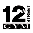 12 Street Gym logo icon