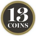 13 Coins logo icon